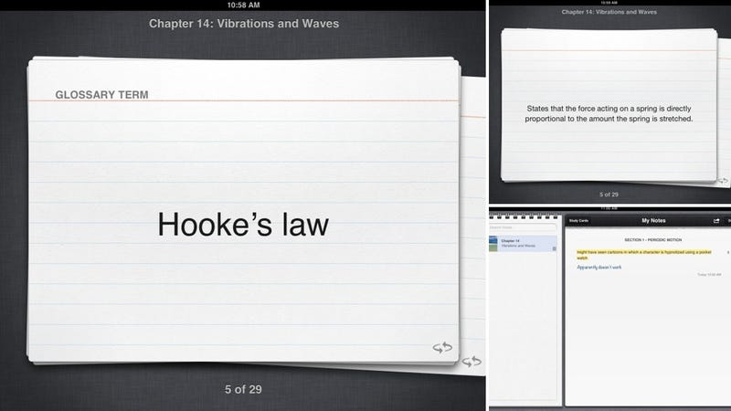 iBooks 2's Instant Flash Cards Are Pure Apple Magic