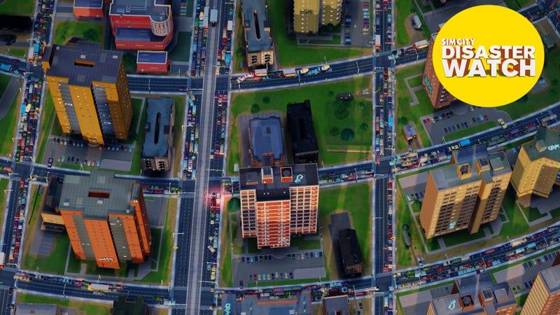 SimCity 2.0 Update Brings A Rash Of New Bugs