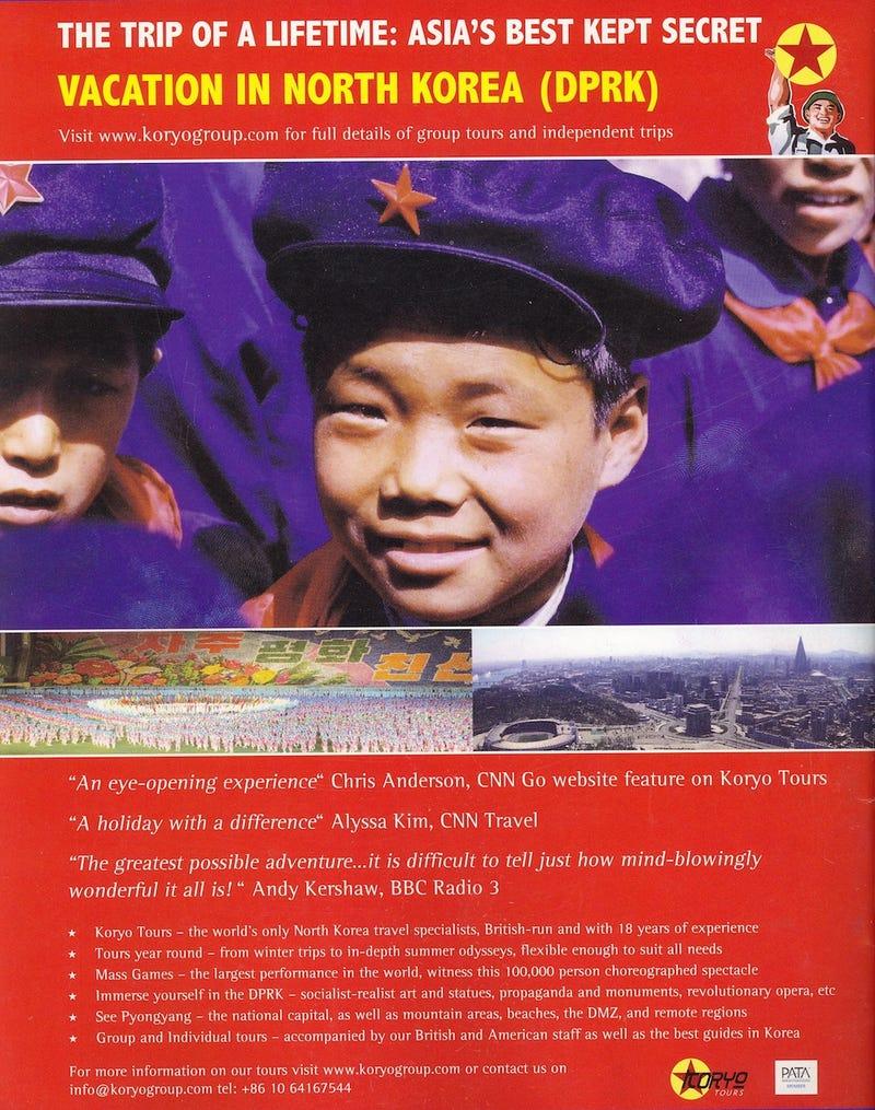 The North Korea You Won't See on a Propaganda Tour