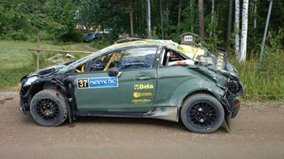 Rally Finland: The Carnage Gallery