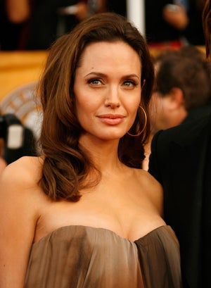 Angelina Jolie Won't Be Buying Her Baby Clothes Online
