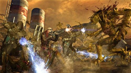 Red Faction: Armageddon Prepares To Kick Comic-Con Ass
