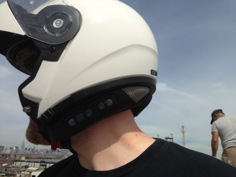 What's Better? A $1,200 Motorcycle Helmet or Cheap Earbuds?