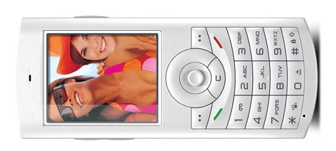 AT&T Gets the Pantech C150 Low-End Cameraphone