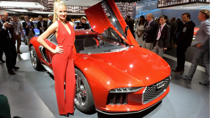 The Chinese Are About To Build A Car You'd Actually Drive