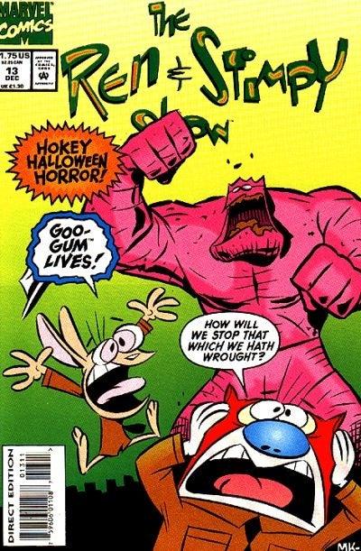 Halloween Comics Gallery 2