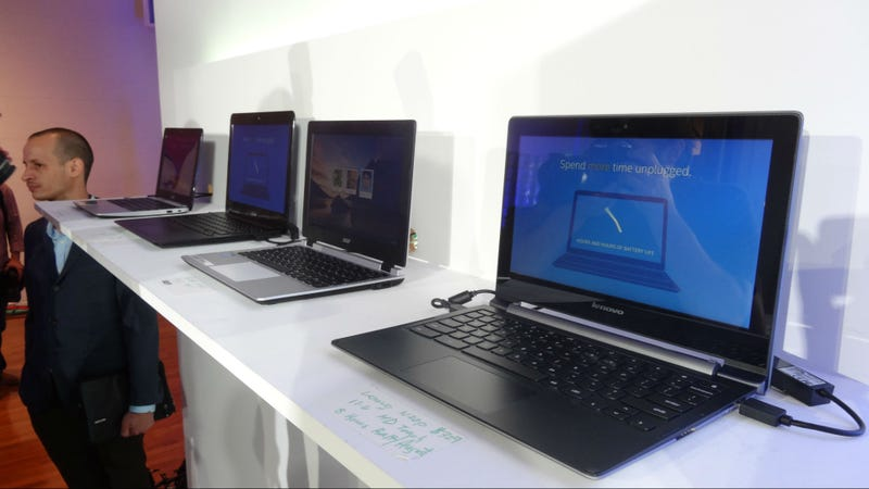 New Intel Processors Are Making Chromebooks More Versatile Than Ever
