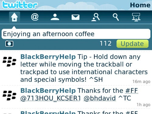 BlackBerry's Very Own Twitter App Sounds Worth Jumping On The Beta Invite Waiting List For