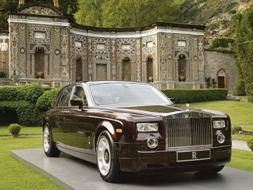 Electric Rolls Royce Phantom Coming in 2010, Priced Just Around Half A Million Dollars