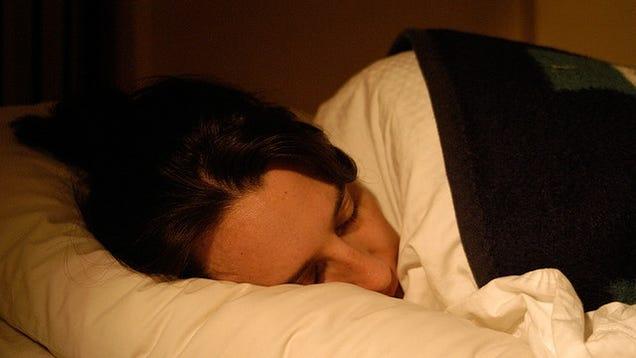Tập thể dục giúp ta ngủ ngon hơn