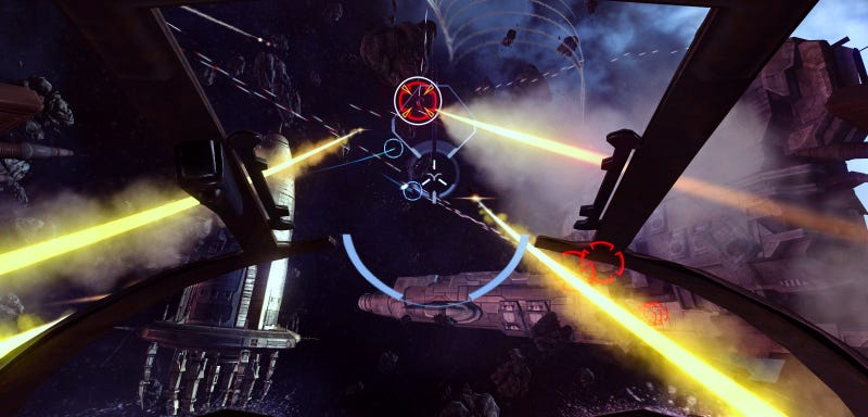 EVE Online's Stunning Oculus Rift Demo Becomes A Real Game