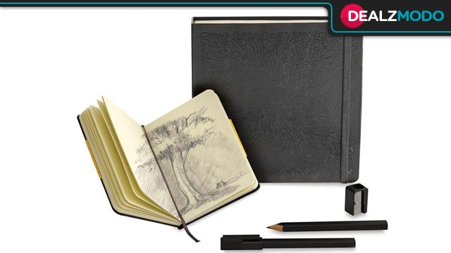 These Moleskine Notebooks Are Your Analog-Word-Processing Deal of the Day