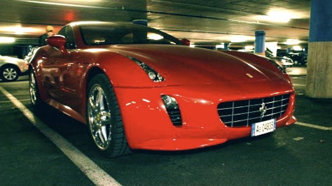Only in Geneva: One Man's One-Off Ferrari Concept Is Another's Daily Driver