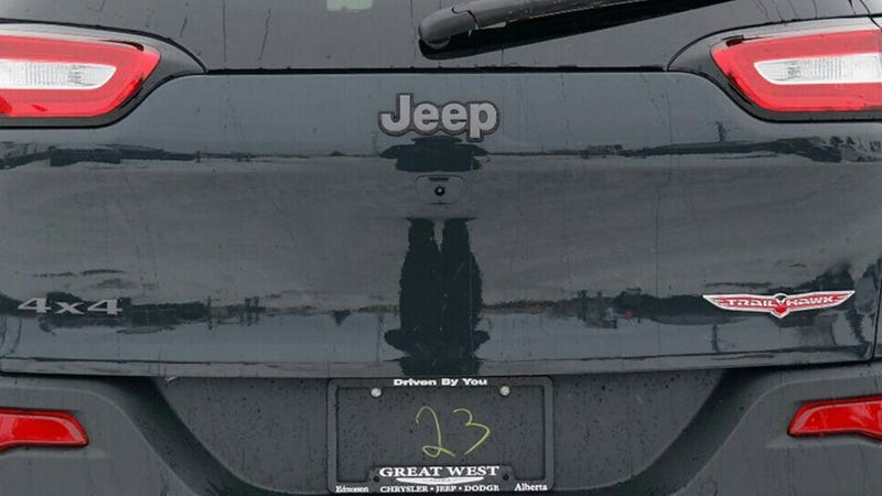 why is your reflection sometimes upside down when you see it on a car. Black Bedroom Furniture Sets. Home Design Ideas
