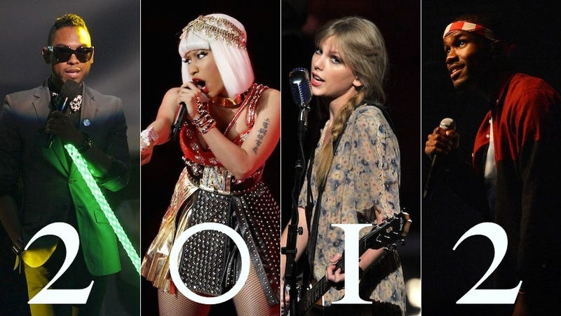 Aside From Dating Lots of Boys, What Did Taylor Swift Do in 2012?: The Year in Pop