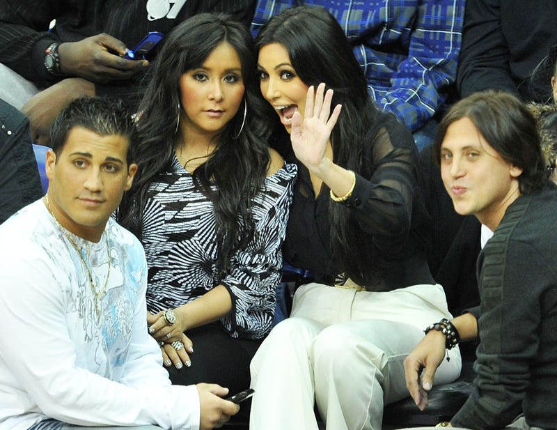 What Did Kim Kardashian Say to Snooki?