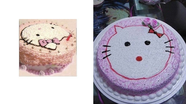 These Might Be China's Worst Cakes. Let's See Yours.