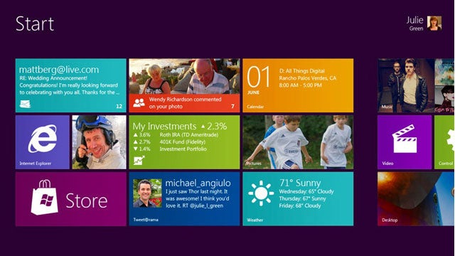 Windows 8 Developer Preview Now Available For Download