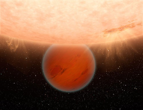 Faraway planet lacks methane gas, violating everything we know about atmospheres