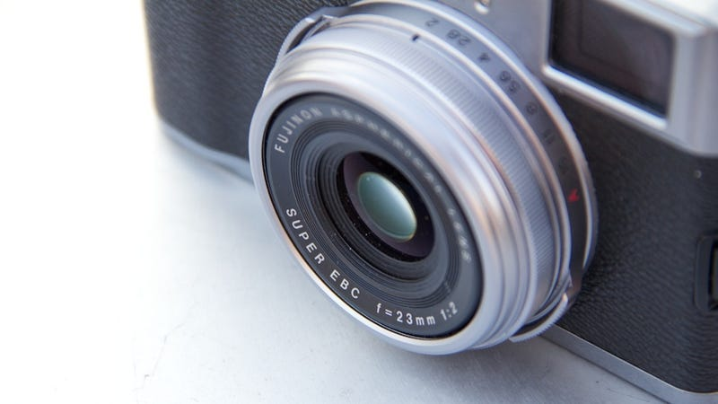 Fuji's X50 Might Be the Tiny Camera Every Tiny Hipster Will Want to Buy (Updated)