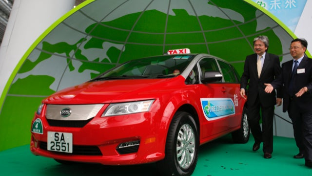 Turnabout Is Fair Play As Foreign Carmakers Stick Chinese With Loans