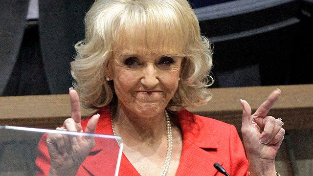 Jan Brewer Endorses Romney, Shuns Obama