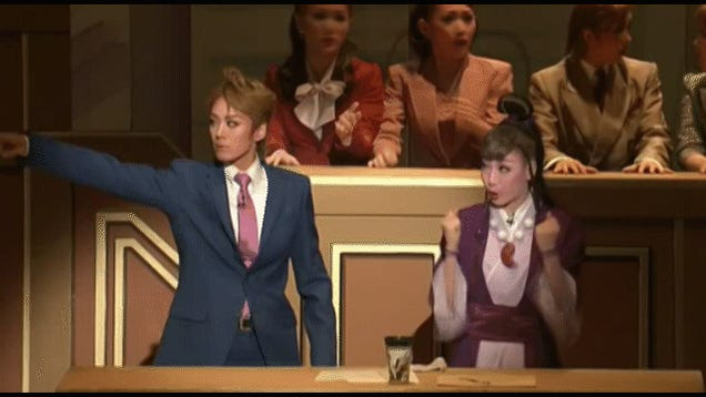 The All-Female Phoenix Wright Musical is Better Than the Game