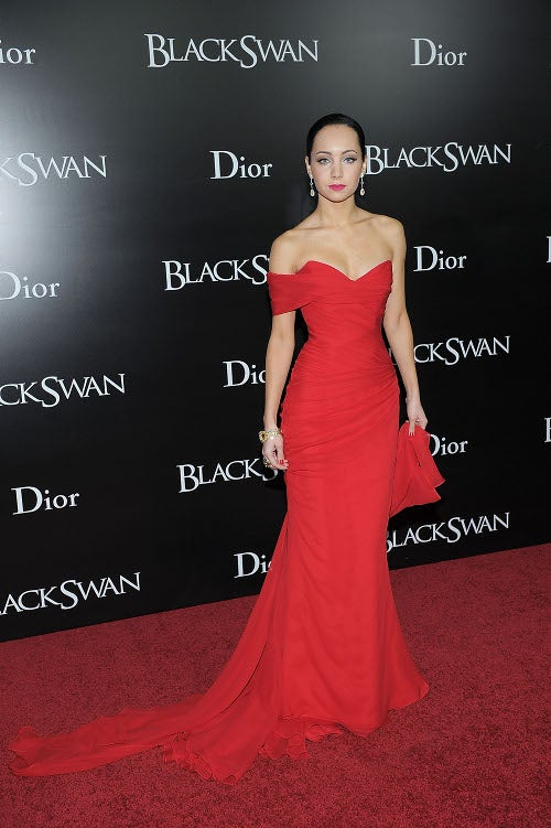 Red-Carpet Drama At Black Swan Premiere