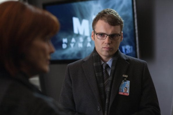 Fringe Promo Pictures for 'A Better Human Being'