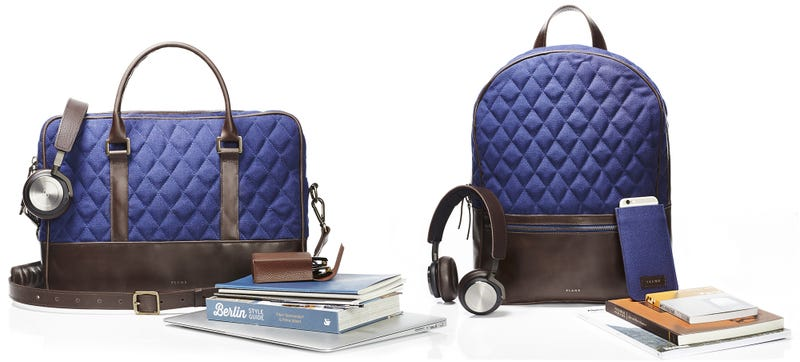Luggage Made From Recycled Airplane Seats Might Just Be Indestructible