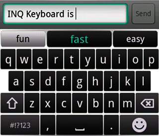 INQ's Cloud Phones Embed SwiftKey's Fluency Predictive Text Technology