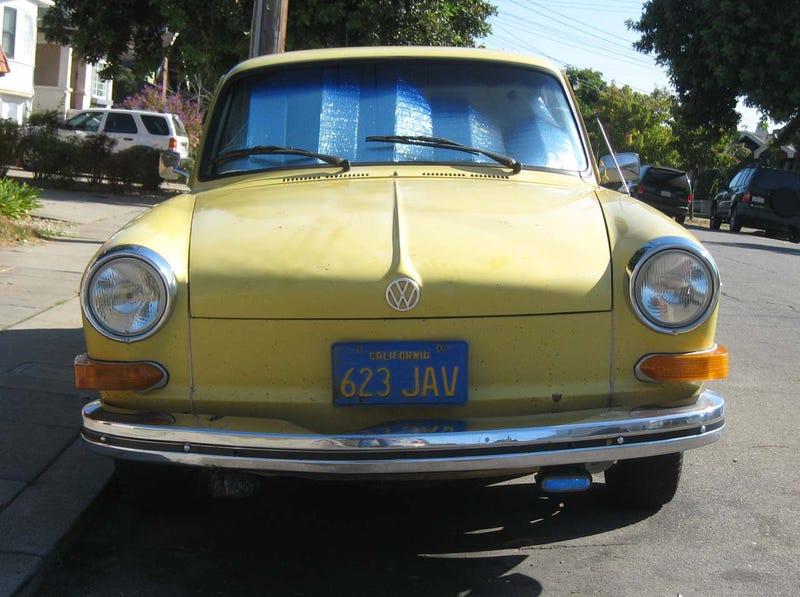 1973 Volkswagen Type 3 Squareback