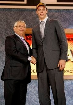 Where Awkward Happens: Reading The Body Language Of NBA Draft Picks