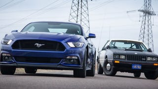 Fox-body enforcer: Driving the very first police-spec Mustang