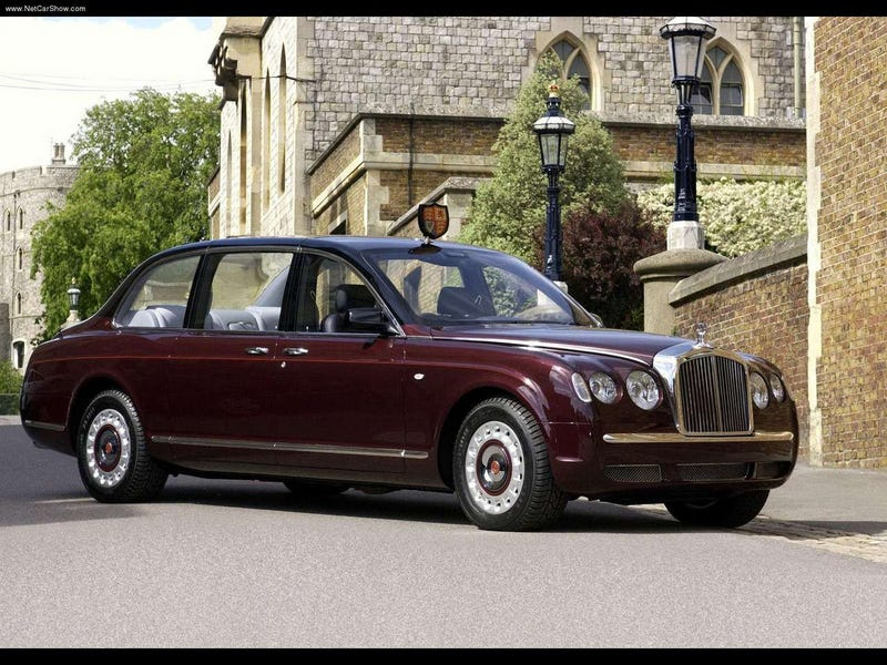 Queen Converts Bentleys To Biofuels