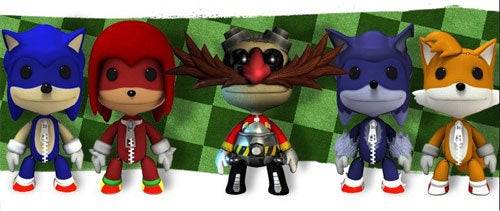 Ugly Sonic Costumes Finally Make It Into LittleBigPlanet