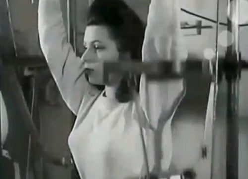 Ancient Workout Video Is Hilariously Horrifying