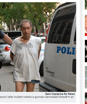 Here Is the Jorts-Wearing Tim Allen Fan Who 'Held Up' the Flatiron Building