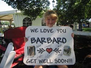 Barbaro Forever