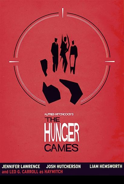 What if Roger Corman or Alfred Hitchcock directed The Hunger Games?