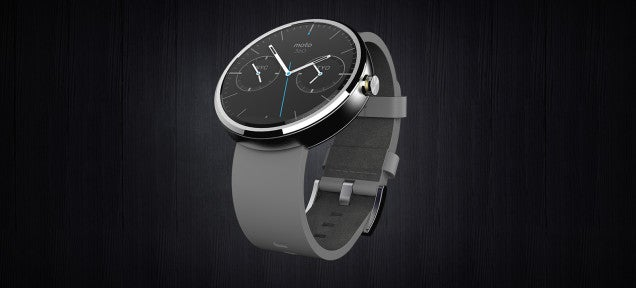 How Motorola's Stunning New Smartwatch Was Designed