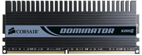 Corsair's New XMS2 Dominator DDR2-10000 RAM Doesn't Include Leather Pants