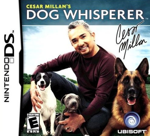 Finally, Dog Whispering Coming To DS