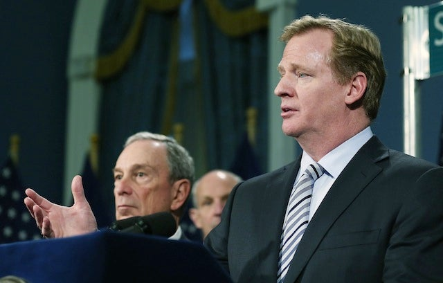 Five New Jersey Mayors Are Threatening To Withhold Police And Emergency Services From Next Year's Super Bowl
