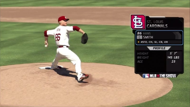 How A Video Game Made Him Into A Major Leaguer