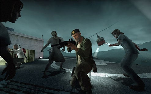 Frankenreview: Left 4 Dead (Xbox 360)