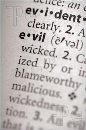 These Words Should Be In Your Evil Vocabulary
