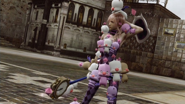 There Are Three Words for This Ridiculous Final Fantasy Costume