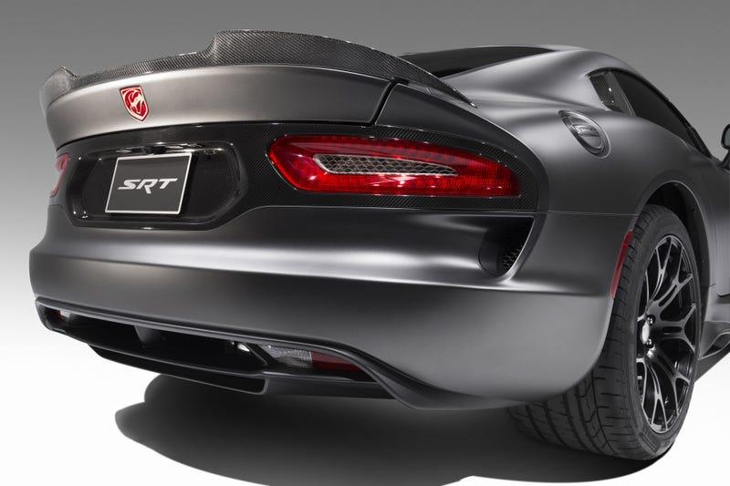Meet SRT's Ultra-Exclusive Anodized Carbon Time Attack Viper