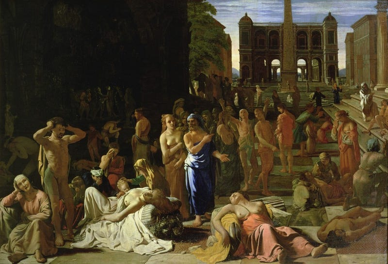Solving the Mystery of the Plague That Decimated Ancient Athens